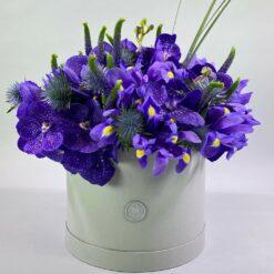 La boîte à fleurs
