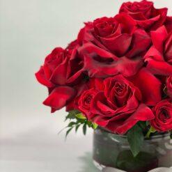 Bouquet de fleurs : Je t'aime