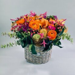 Bouquet de fleurs anniversaire